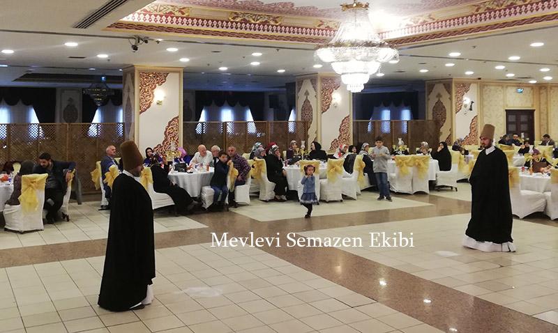 dini düğün semazen ekibi